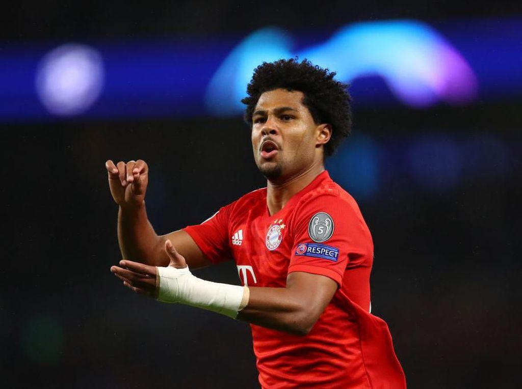 Wenger Menyesal Gagal Pertahankan Gnabry di Arsenal