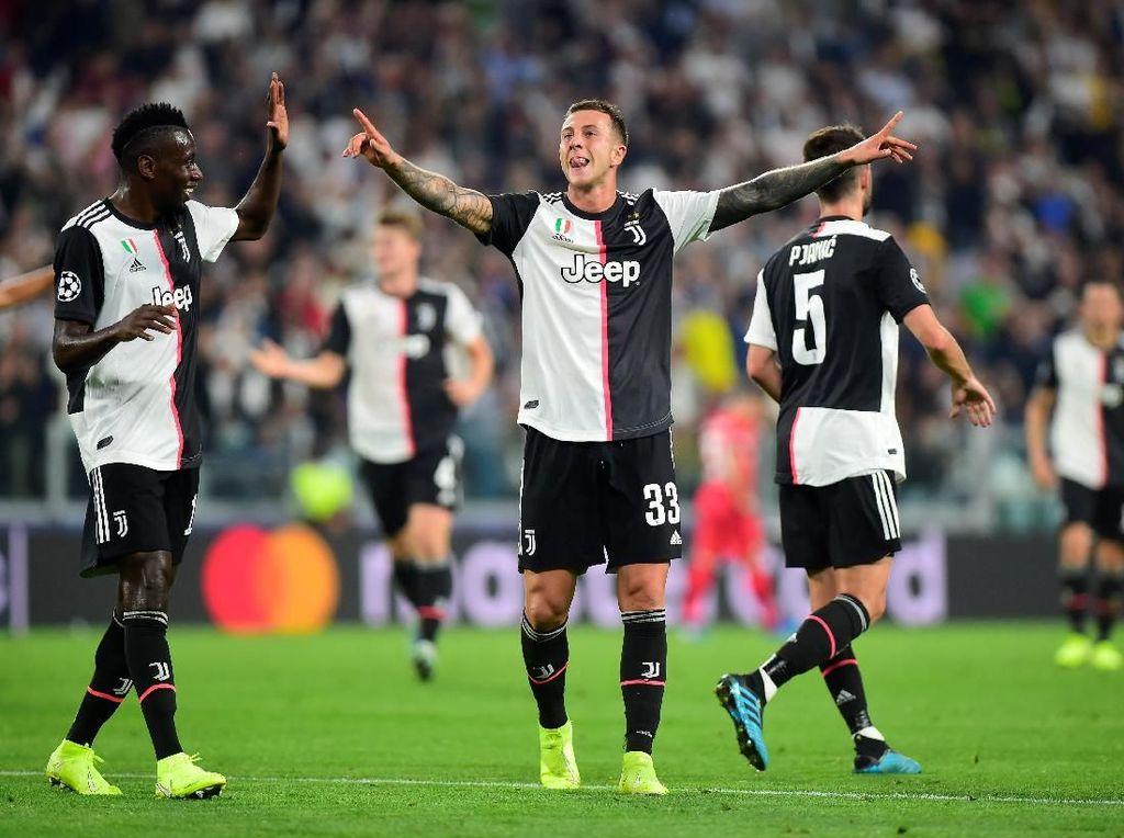 11 Fakta Usai Juventus Kalahkan Leverkusen