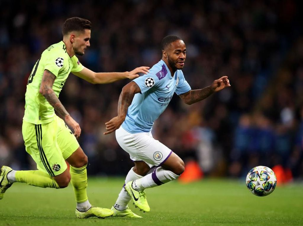 Man City Vs Dinamo Zagreb: Sterling dan Foden Menangkan Citizens