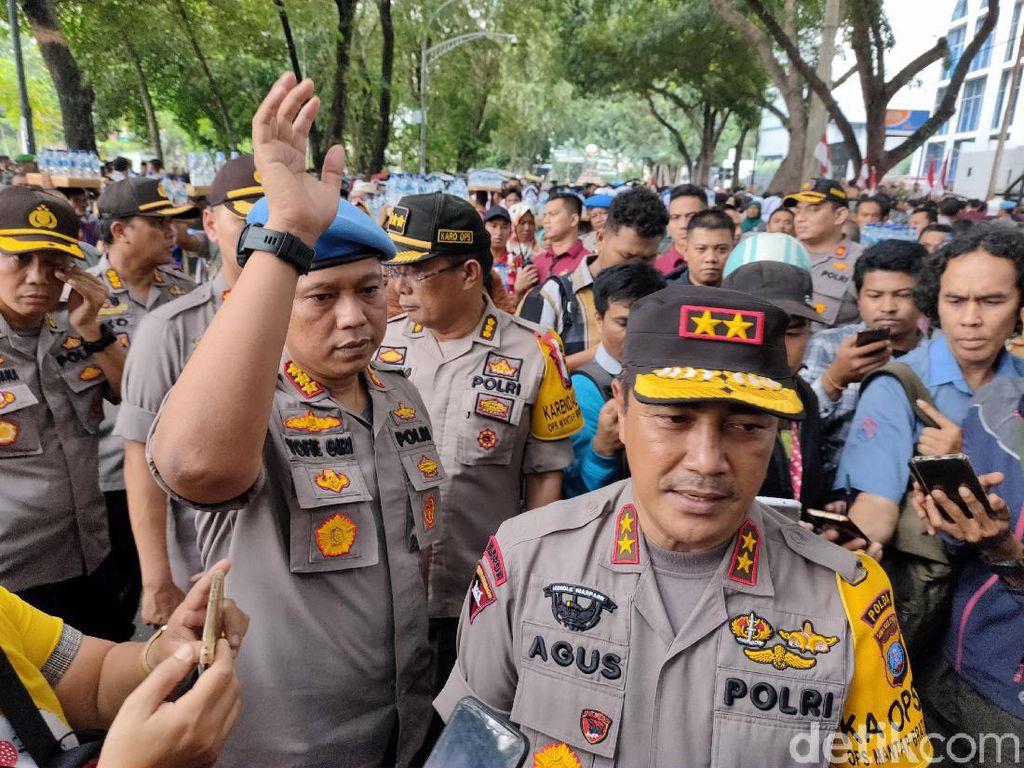 Kapolda Sumut Minta Maaf Kasus Polantas Pukul Sopir Ambulans