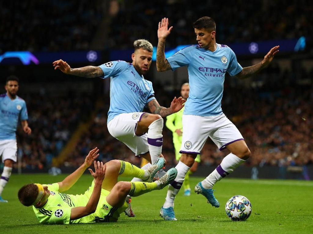 Buah Kesabaran Manchester City