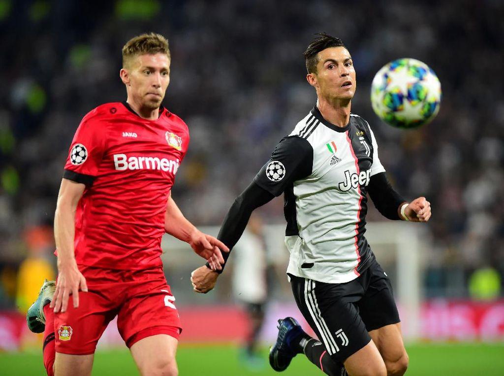 Sarri: Leverkusen Loyo di Babak Kedua