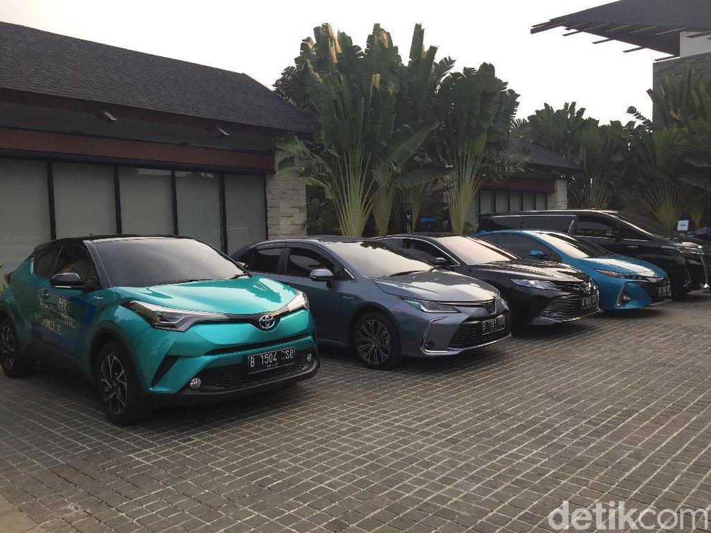 Merawat Mobil Hybrid Nggak Sulit Kok!