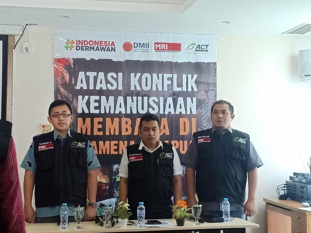 ACT Siapkan Dapur Umum dan Bantuan Jangka Panjang Buat Wamena