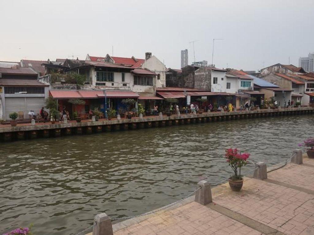 Titik Mula Berdirinya Kota Melaka