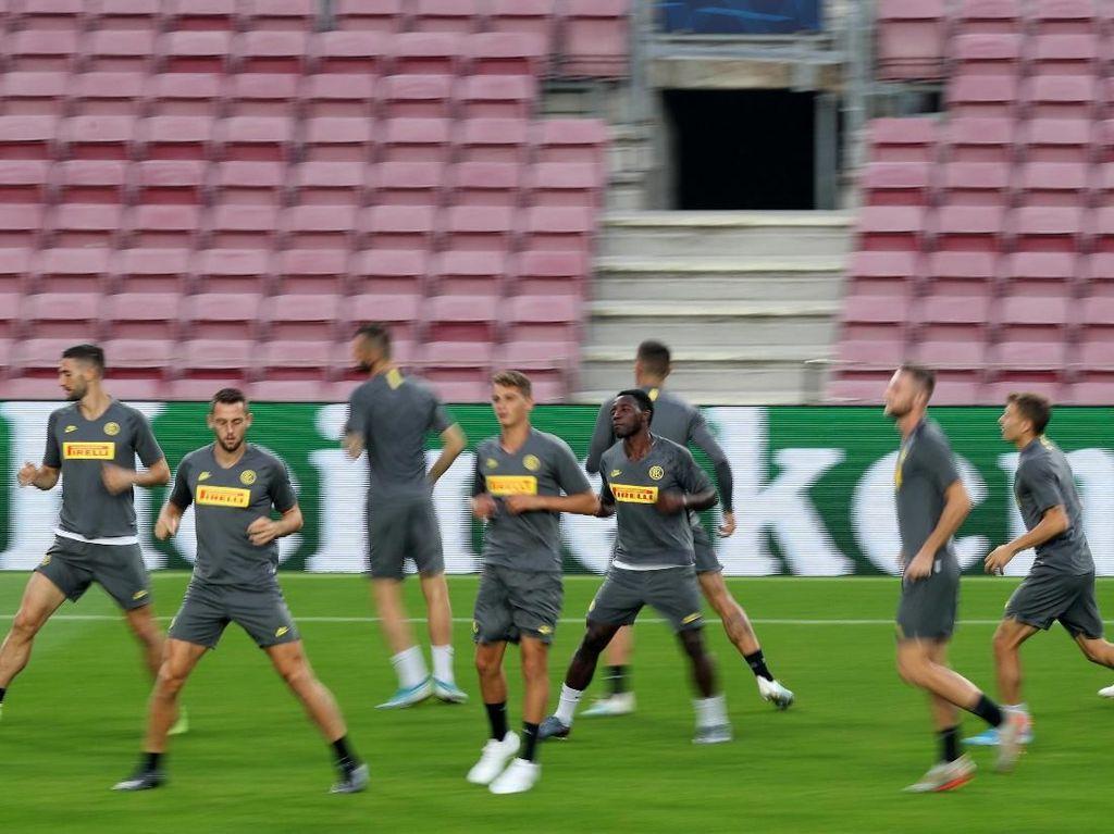 Inter: Tengah Pekan Lawan Messi, Akhir Pekan Hadapi CR7