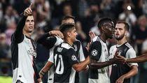 Pesta Gol Juventus Gulung Leverkusen