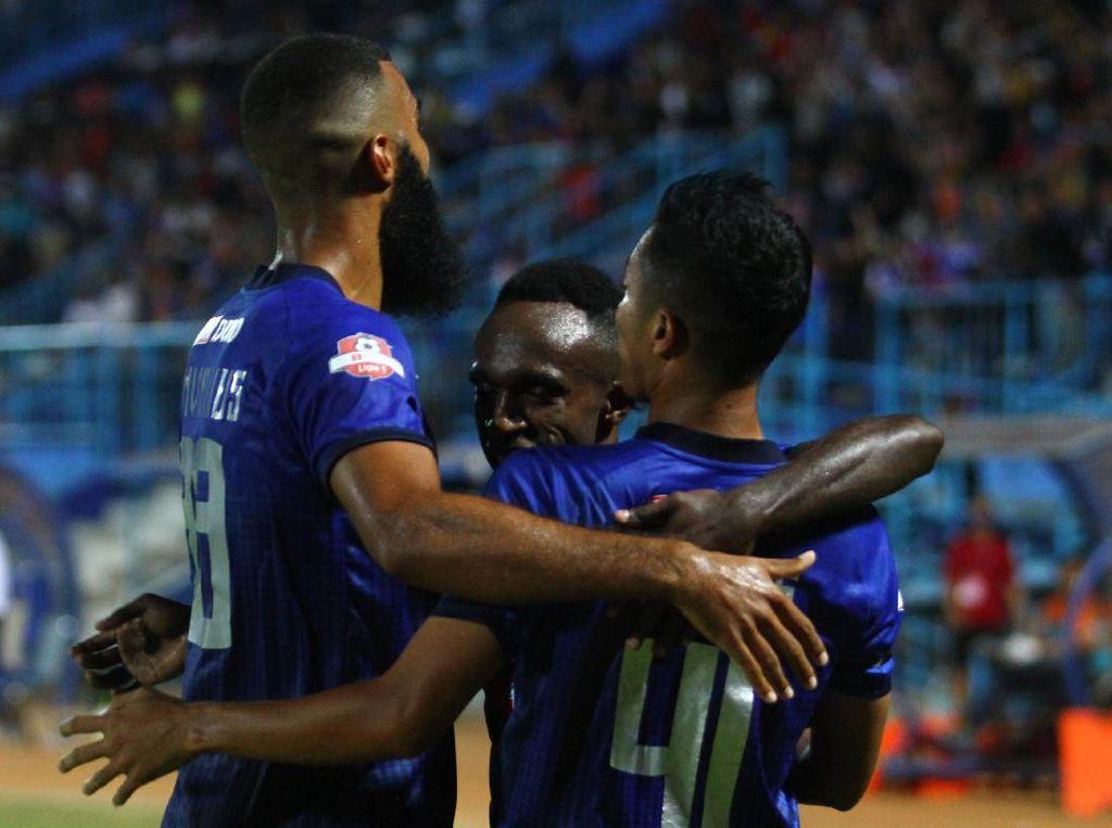 Arema FC Masuk Bursa Saham April 2020