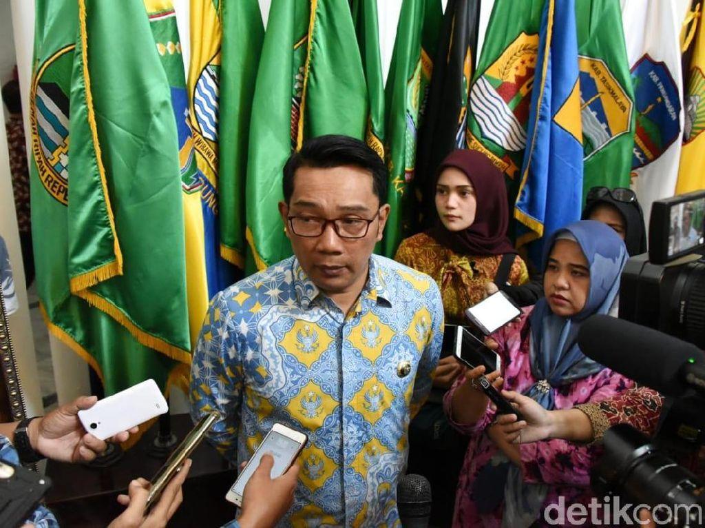 Soal Desa Tertinggal, Ridwan Kamil: Bupati Bogor Salah Kutip