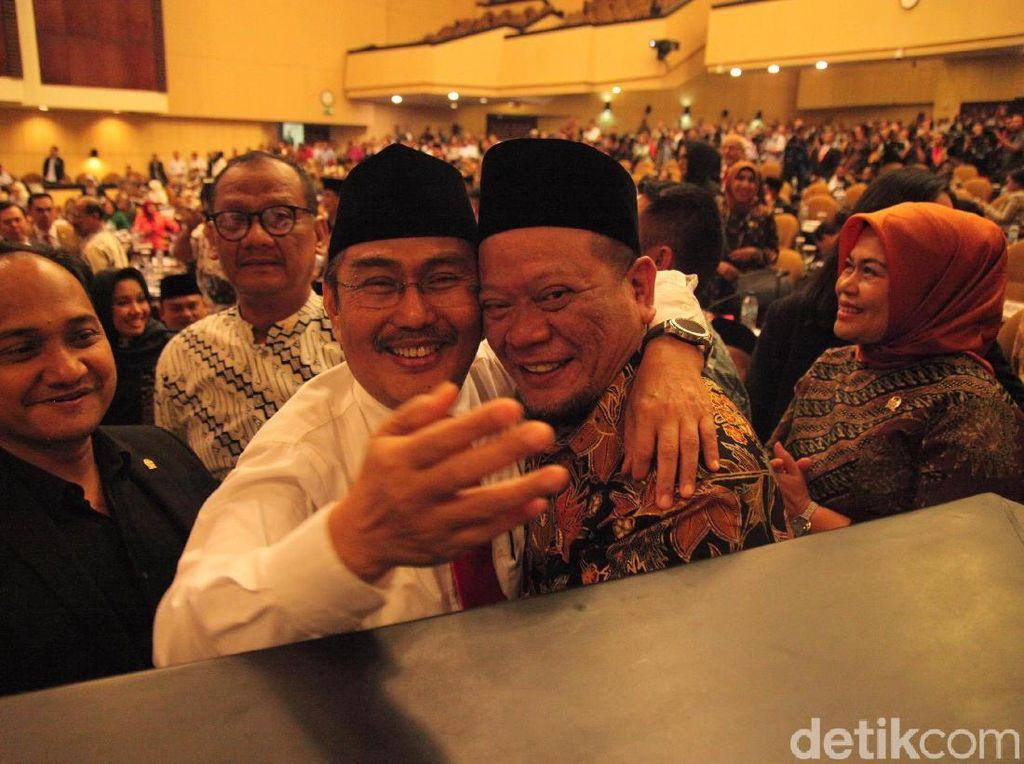 La Nyalla, dulu Sopir Angkot yang Ajak Preman Tobat Kini Ketua DPD