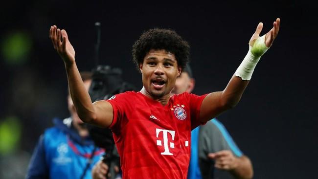 Arsene Wenger menyebut Serge Gnabry meninggalkan Arsenal gara-gara Bayern Munich (Foto: Reuters)