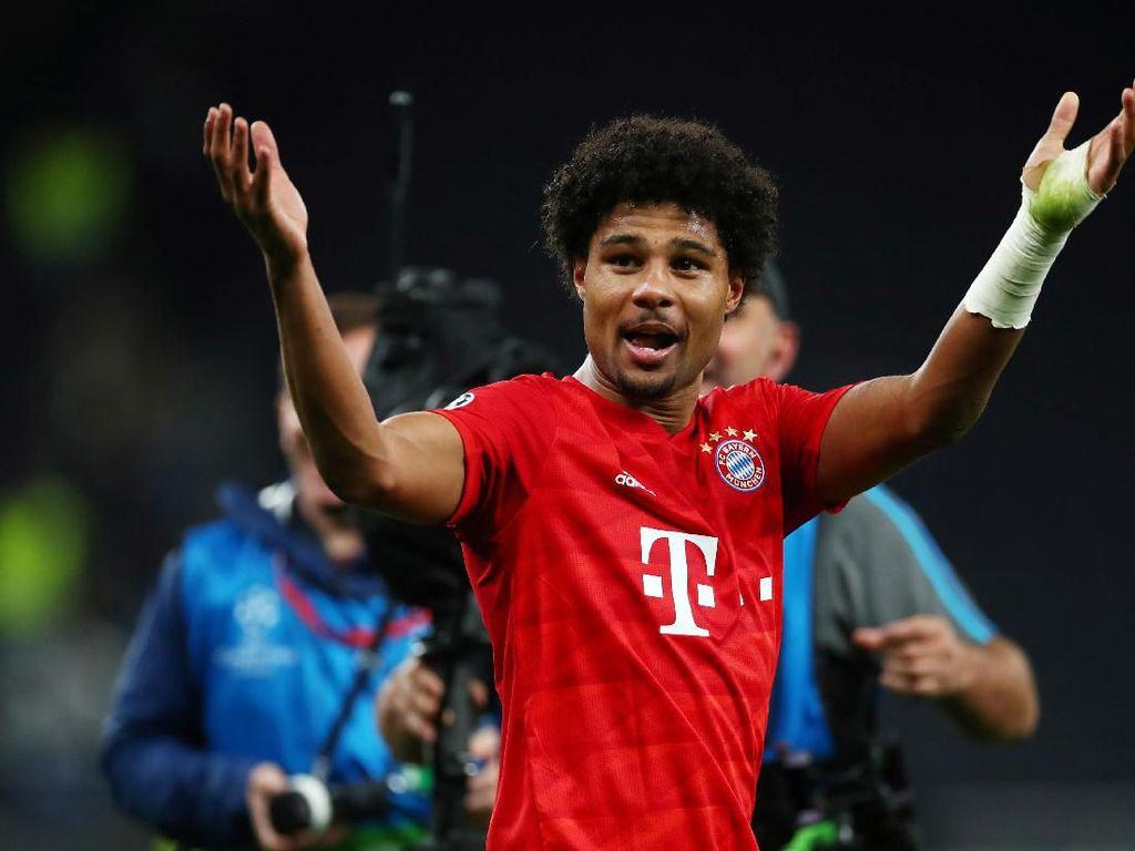 Wenger Tuding Bayern Jadi Dalang Kepergian Gnabry dari Arsenal