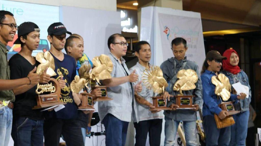 IPB Bakal Gelar Aquafest 2019, Ini Potret Keseruan Kegiatan di  2018
