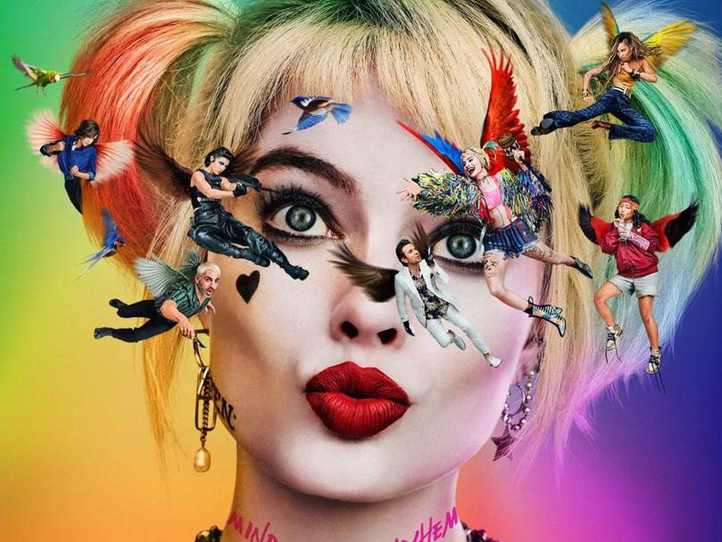 Kekecewaan Harley Quinn dan Tuan Barunya di Trailer Birds of Prey