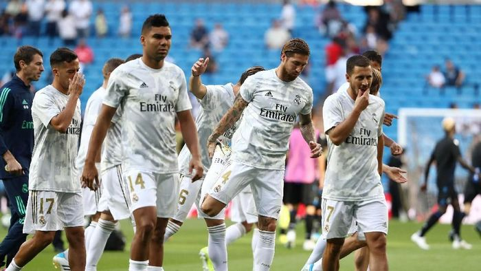 Real Madrid wajib menang di kandang Galatasaray di matchday ketiga Liga Champions. (Foto: Reuters)