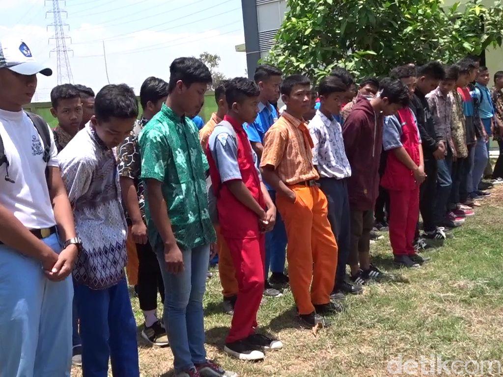 Bolos Sekolah, 48 Pelajar di Rembang Dirazia saat Nongkrong di Warung Kopi