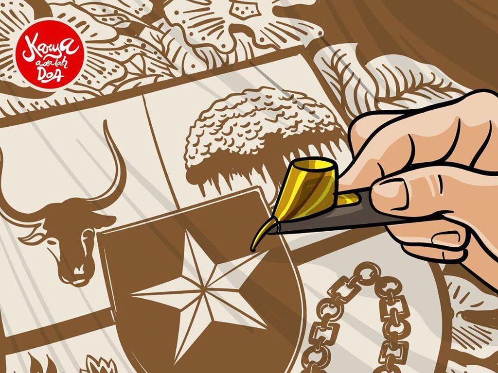Ruh Pancasila di Hari Batik Nasional