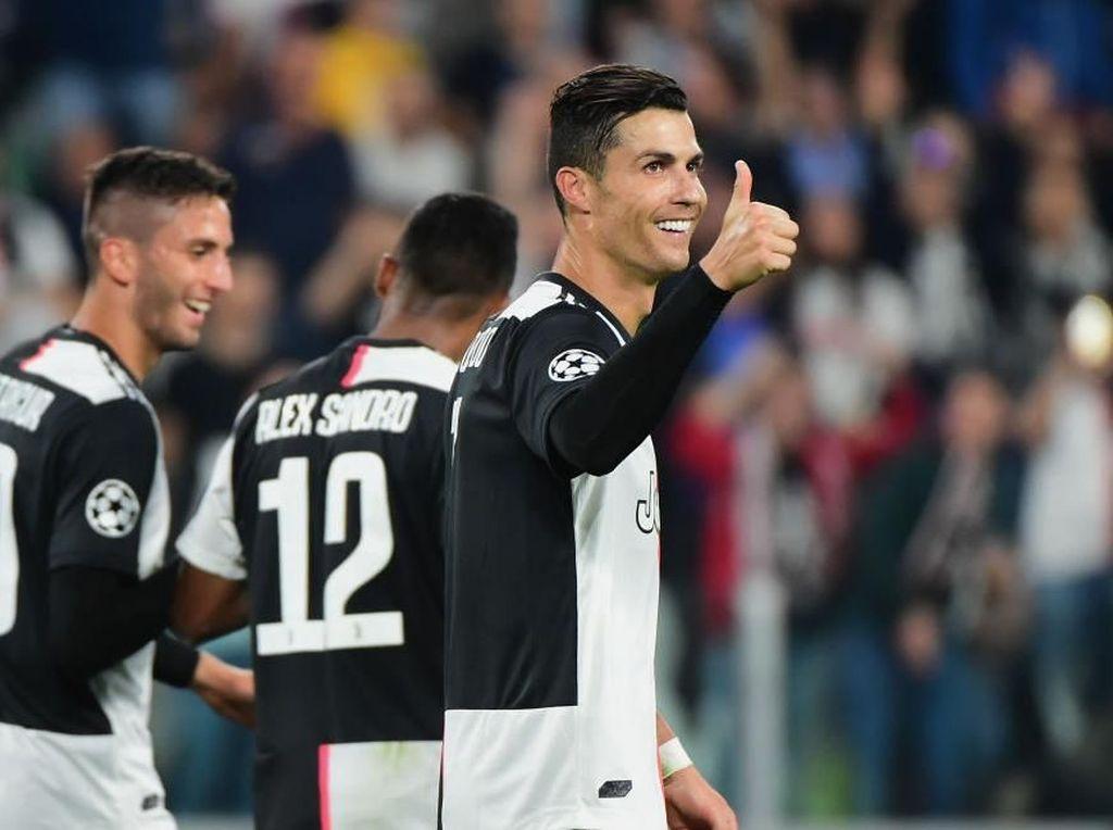 Cristiano Ronaldo Paling Banyak Menang di Liga Champions
