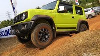 Paling Murah Rp 395 Jutaan, Suzuki Jimny Bisa Dicicil Rp 8 Jutaan Per Bulan