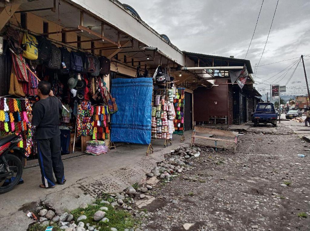 Situasi di Wamena Mulai Kondusif, Toko-toko Mulai Buka