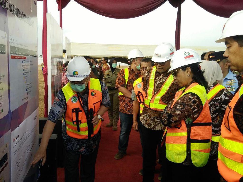 Bandara Purbalingga Dikebut Rampung Mei 2020