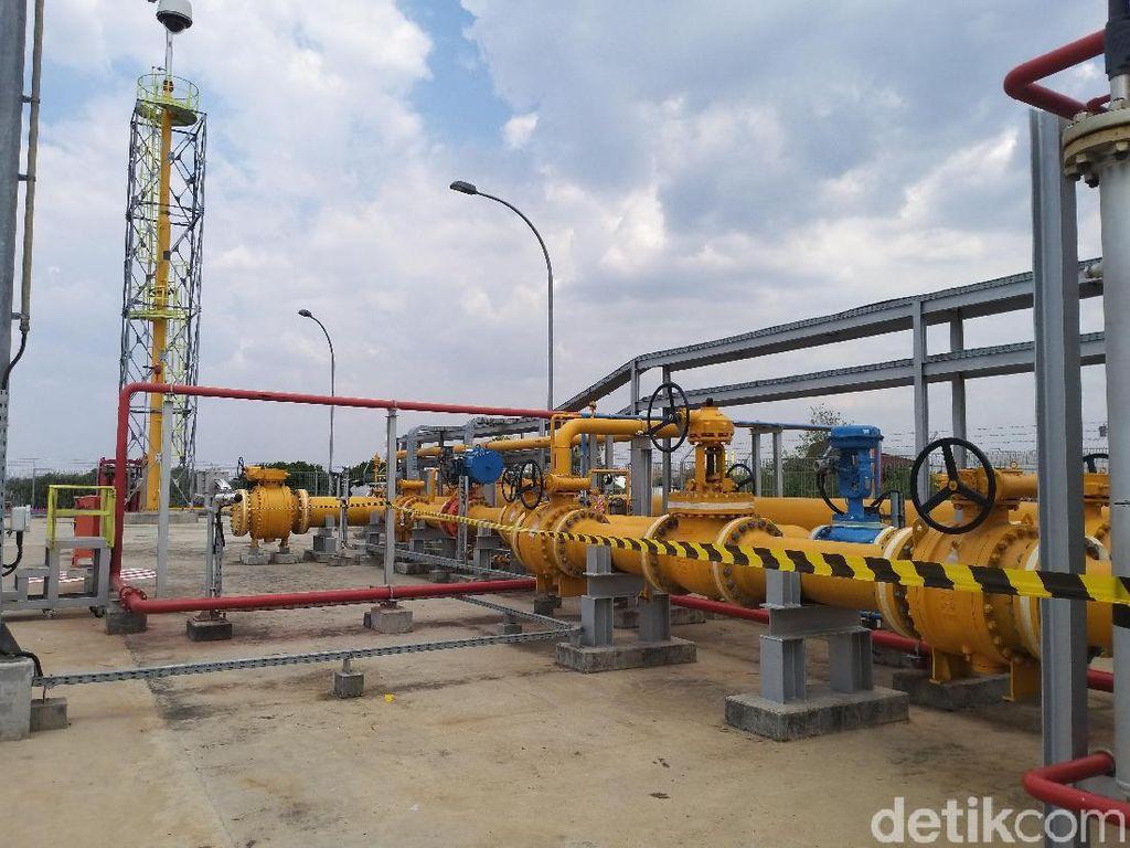 Maret Harga Gas Industri Bisa Turun Jadi US$ 6?