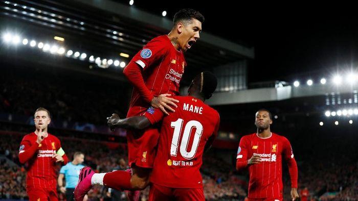 Liverpool diminta untuk terus menambah keunggulan poin mereka atas lawan-lawannya di Liga Inggris. Foto: Jason Cairnduff/Reuters