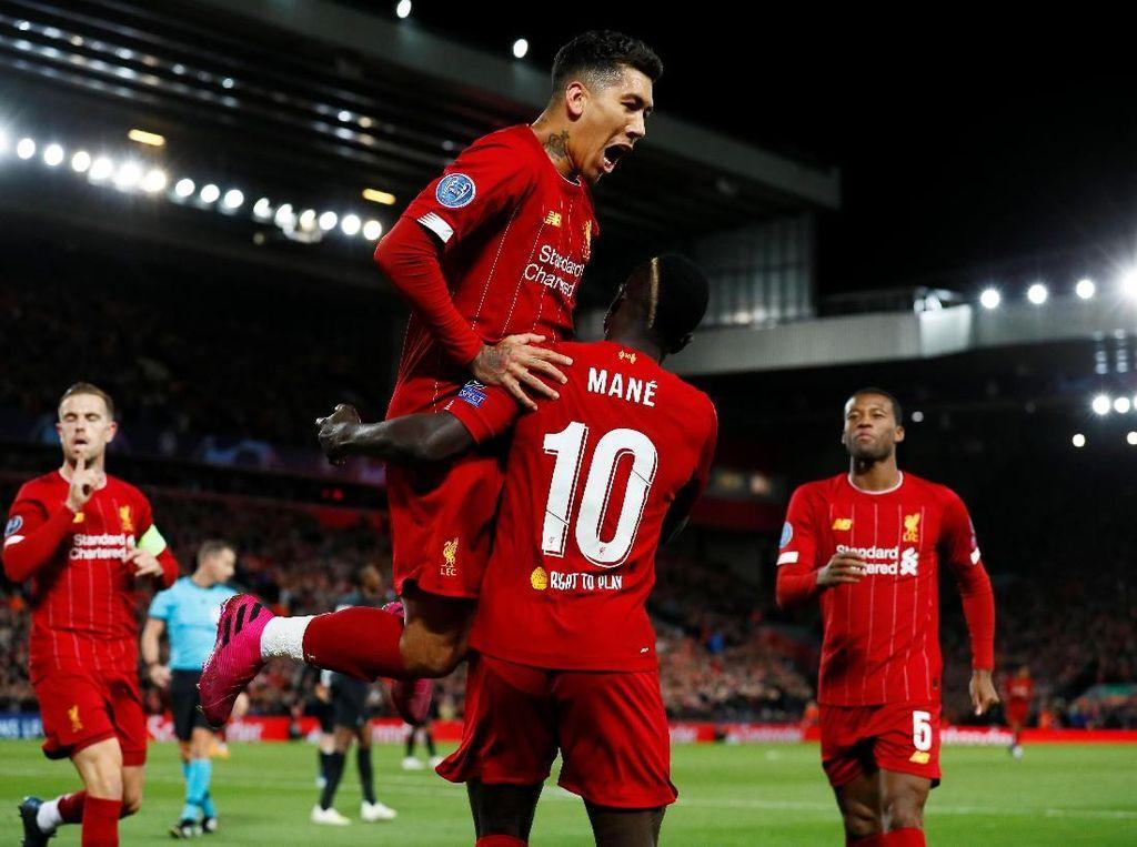 Liverpool Vs Leicester: The Reds Jangan Ulang Kesalahan Lawan Salzburg