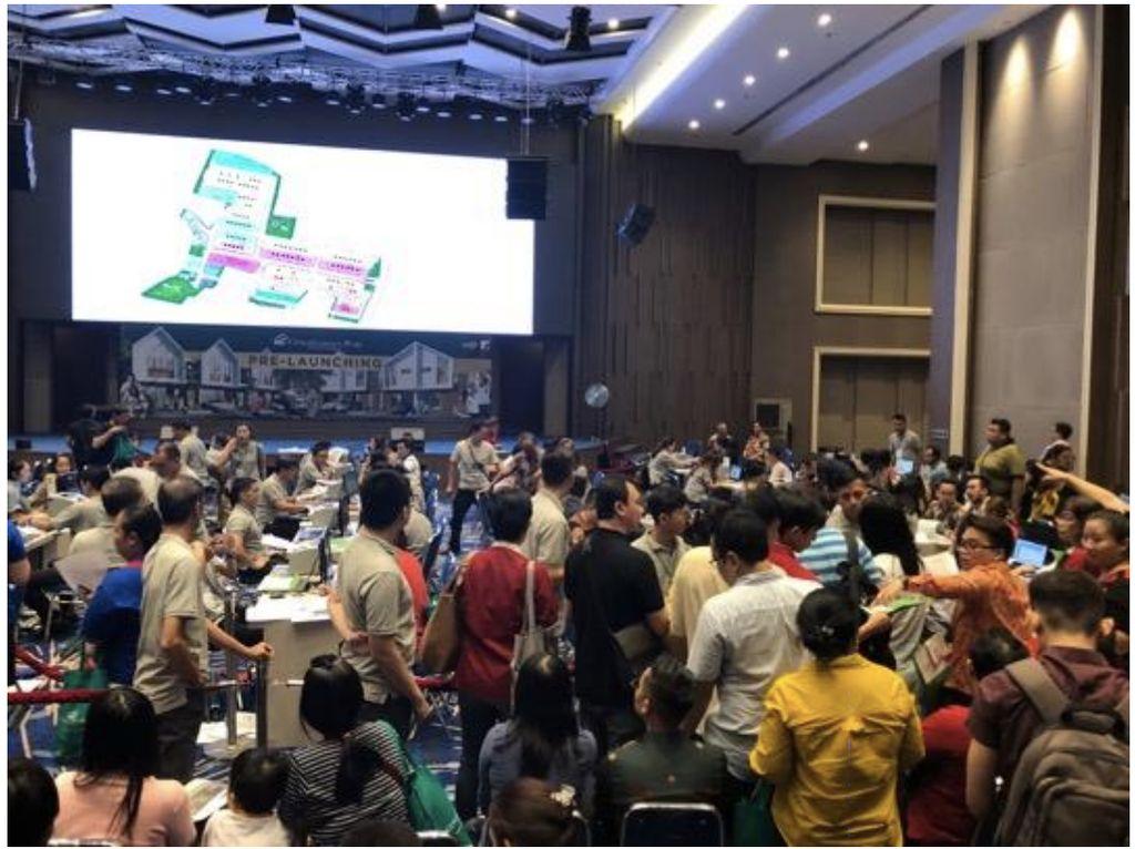 600 Rumah Ludes Terjual dalam Sehari, Ciputra Group Raup Rp 850 M