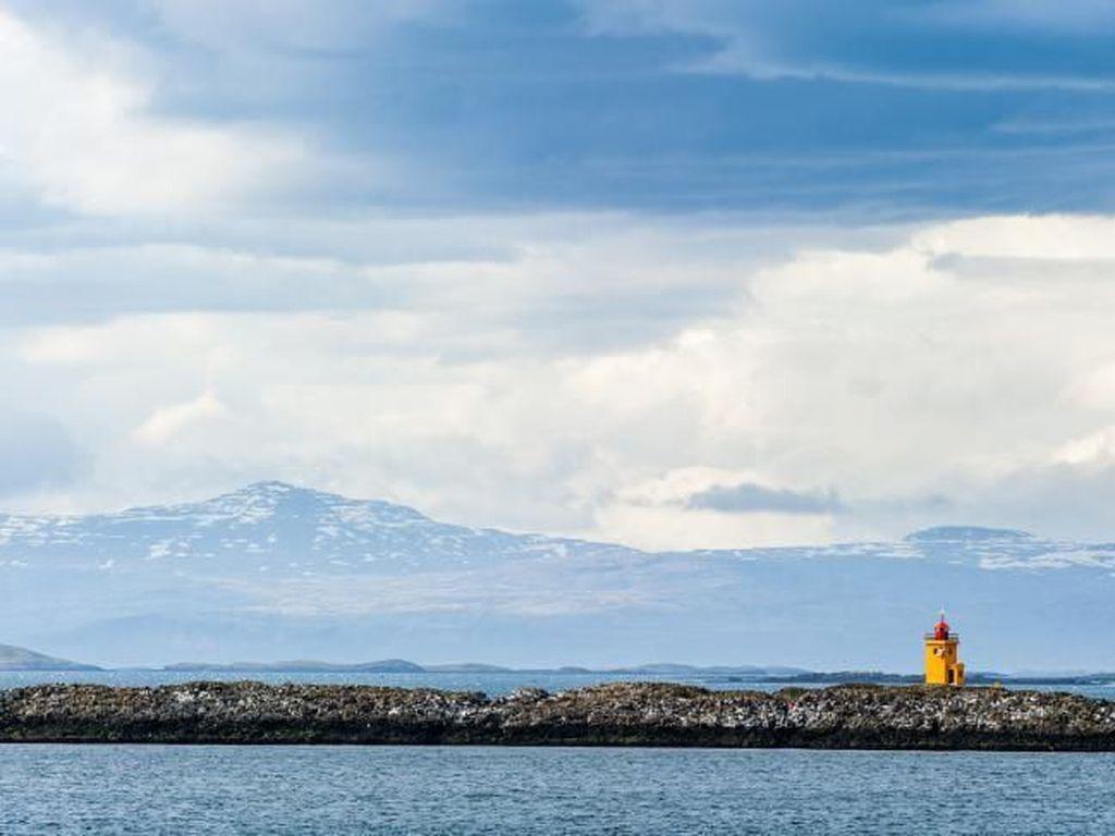 Foto: Pulau Terbaik di Dunia Cuma Dihuni 6 Orang