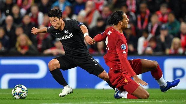 Pemain Korsel dan Jepang Nyaris Buat Liverpool Merana