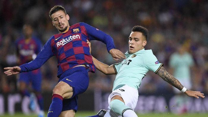 Barcelona tidak akan santai melawah Inter Milan sekalipun sudah mendominasi dan juara grup. Foto: Alex Caparros/Getty Images