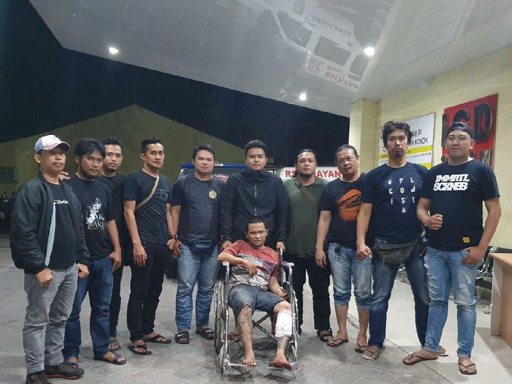 Predator Anak di Makassar Ditembak Polisi