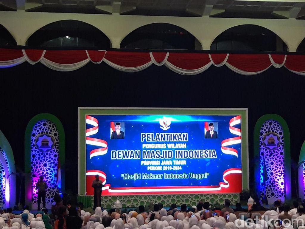 Di Surabaya, JK Cerita Masa Kecilnya Saat Dijewer Pengurus Masjid