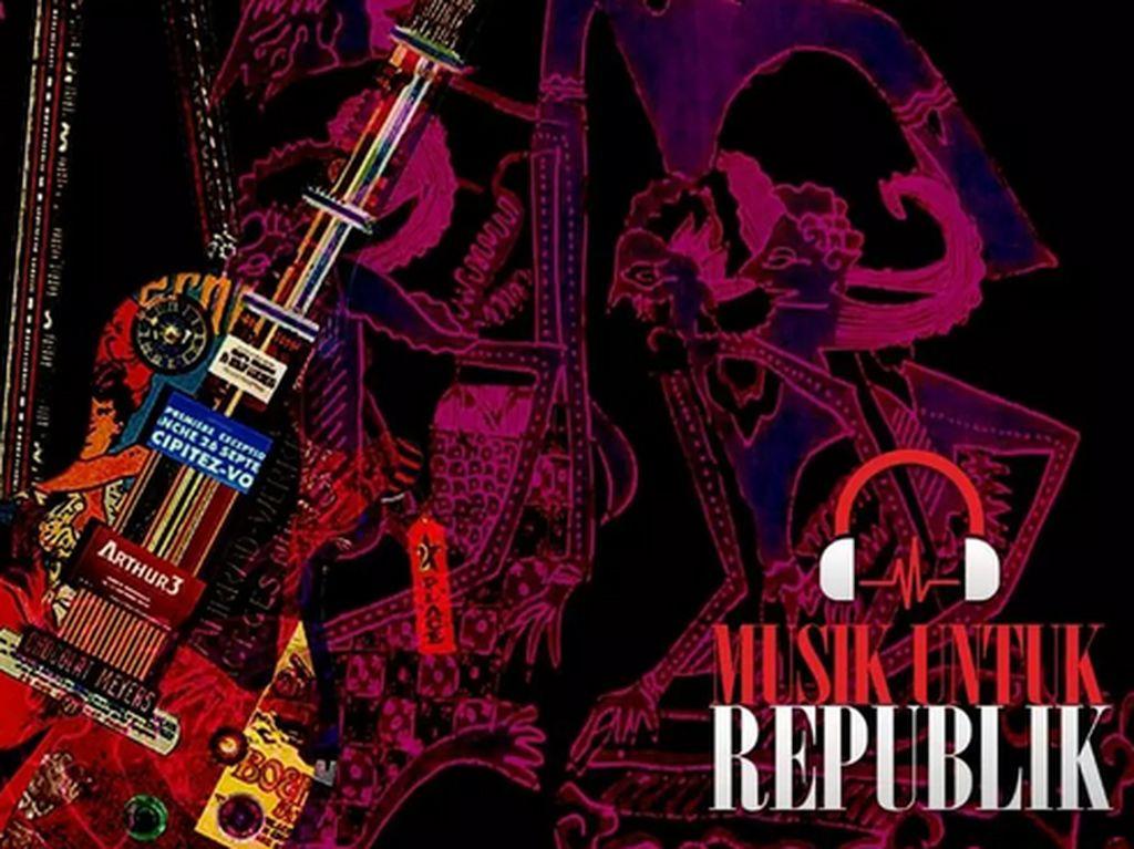 Banyak yang Nyinyir, Musik untuk Republik Harapkan Perdamaian Bangsa