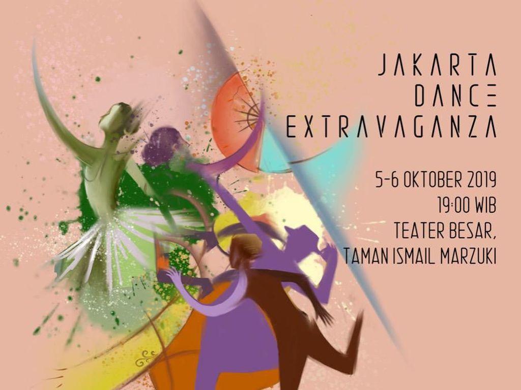 10 Grup Tari Siap Menghentak di Jakarta Dance Extravaganza