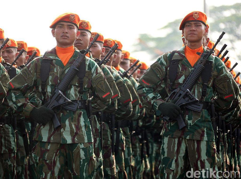 Setelah Tunjangan Kinerja, Jokowi Bakal Naikkan Gaji TNI?