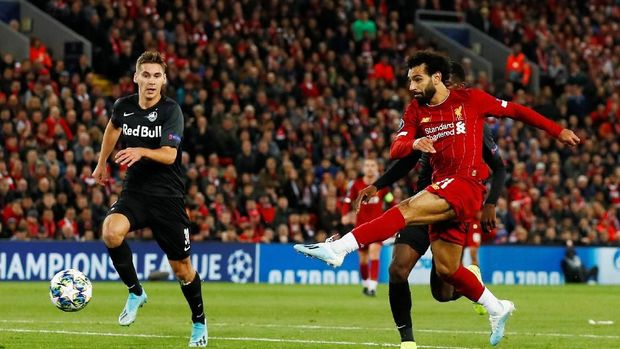 Liverpool Vs Salzburg: Sengit, The Reds Menang 4-3