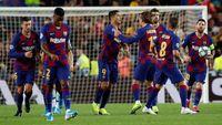 Barcelona Menang Karena Sabar