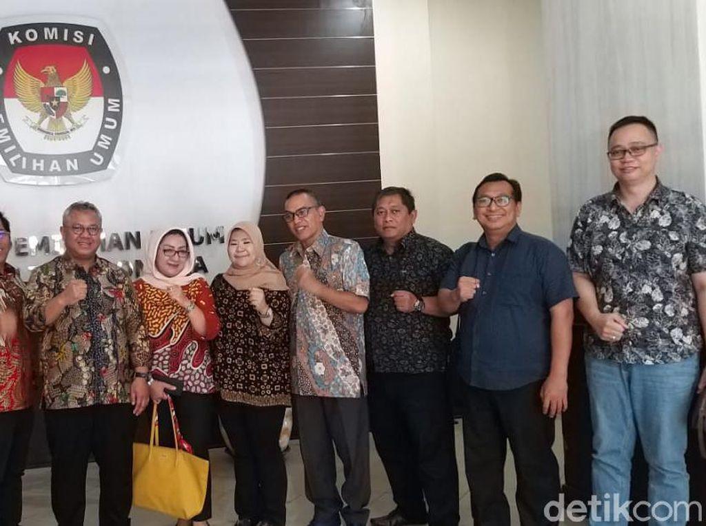 Kunker ke KPU RI, Komisi A DPRD Dicurhati NPHD Surabaya