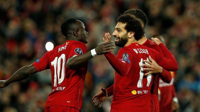 Liverpool memimpin klasemen Liga Inggris dengan keunggulan delapan poin. (Foto: Andrew Yates/Reuters)