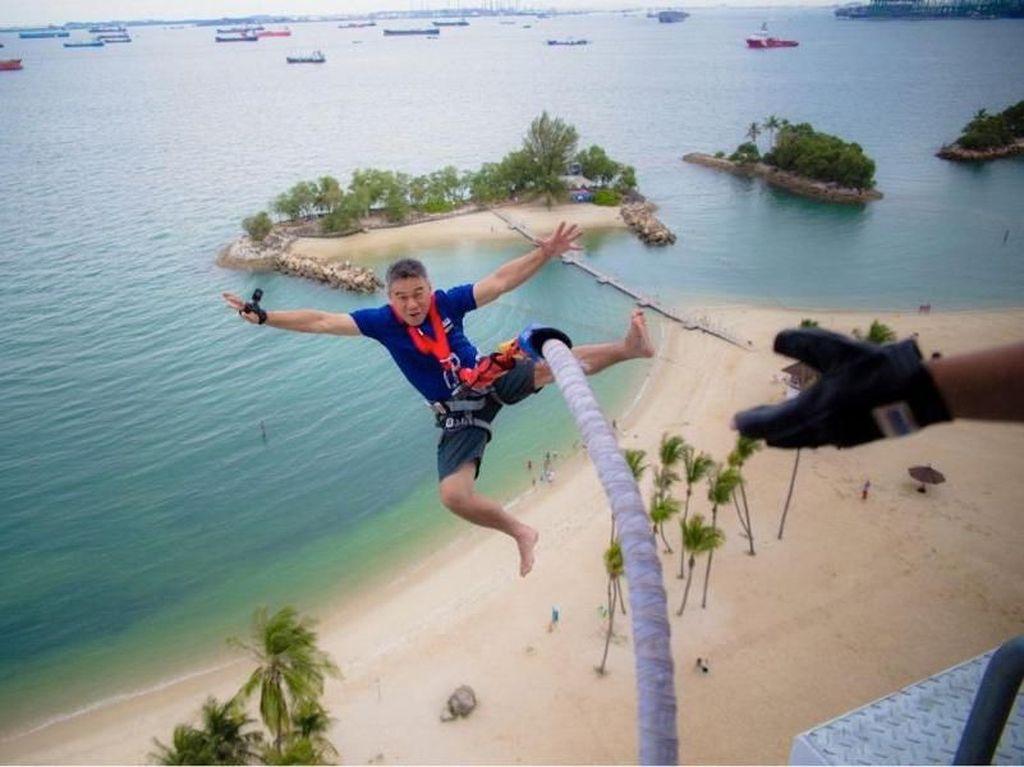 Yuk Uji Nyali dengan Aktivitas Memicu Adrenalin di Singapura