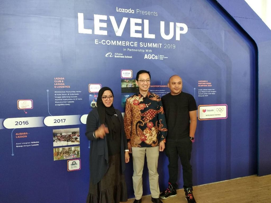 Level Up e-Commerce Summit 2019, Lazada Undang Seller Partner