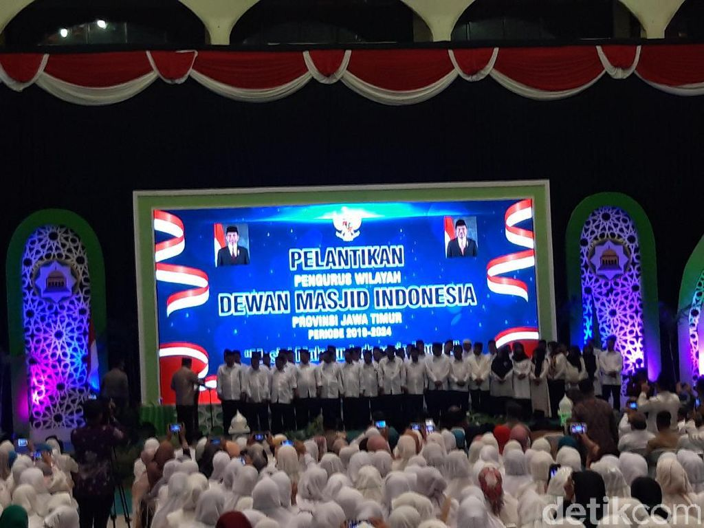 Jusuf Kalla Soroti Pentingnya Sound System untuk Masjid