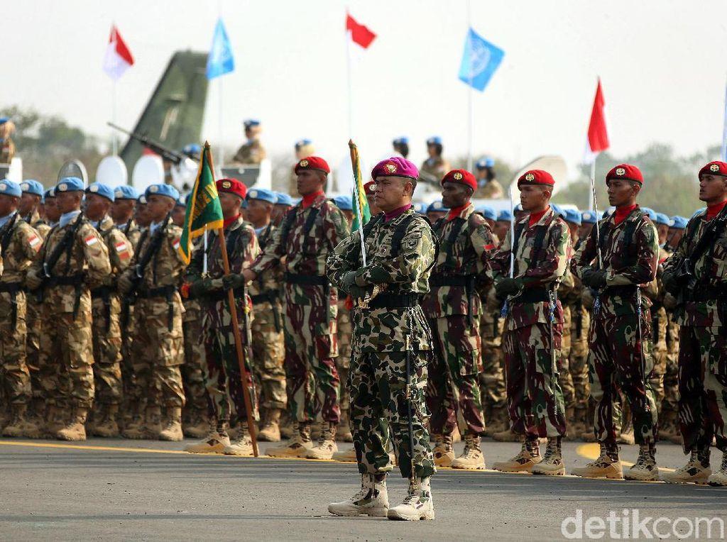Sama-sama Bintang 4, Apa Beda Tugas Panglima dan Wakil Panglima TNI?