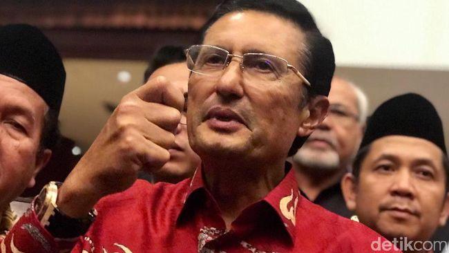 Berita Fadel Muhammad: Banyak Tamu Negara, Tak Elok Demo Saat Pelantikan Presiden Selasa 2 Juni 2020