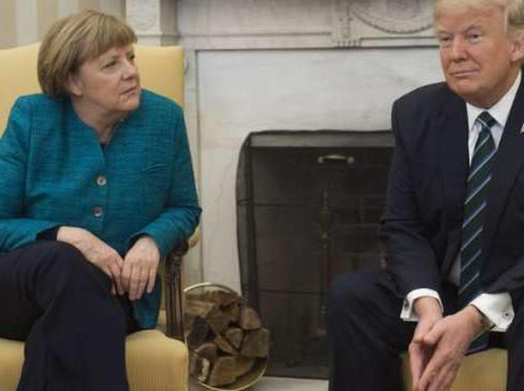 Politikus-politikus Dunia yang Buang Muka di Depan Lawan Politiknya