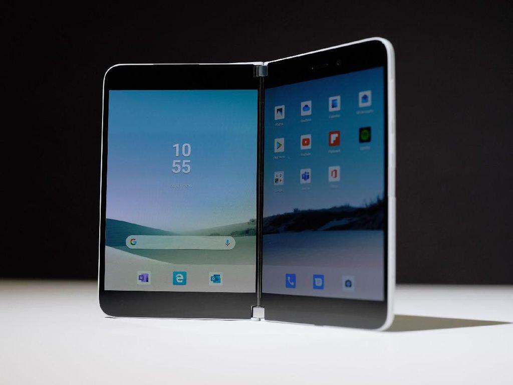 Beredar Bocoran Spesifikasi Tablet Lipat Surface Duo