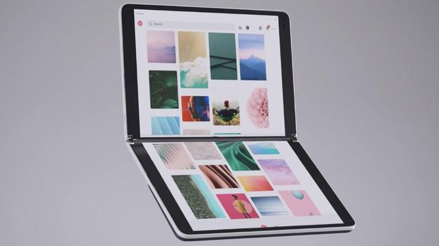 Microsoft Ungkap Kemunculan Surface Duo dan Neo