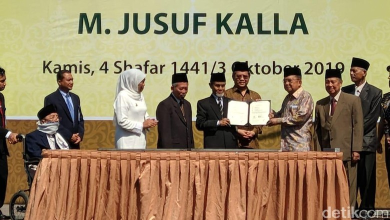 JK Sebutkan Alasan Kenapa Indonesia Jarang Jadi Pusat Perhatian Dunia
